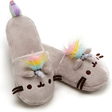Dog Slippers Gray Puppy Slippers Adult /& Kids Sizes In Stock