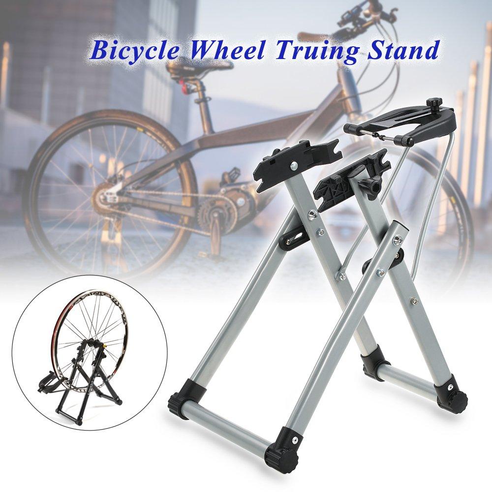Lixada Bicicleta Rueda Nivelado Stand Mantenimiento Casa Mecánico Nivelado Stand: Amazon.es: Deportes y aire libre