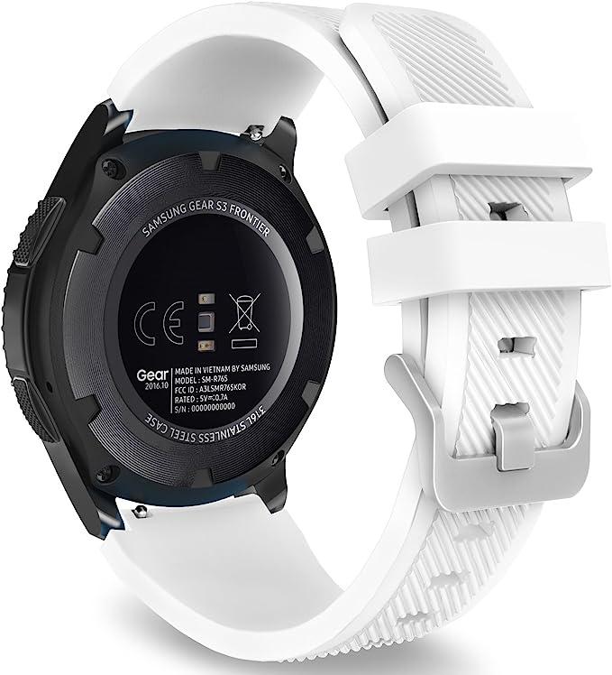 Amazon.com: Correa de reloj deportivo, marca MoKo, de ...
