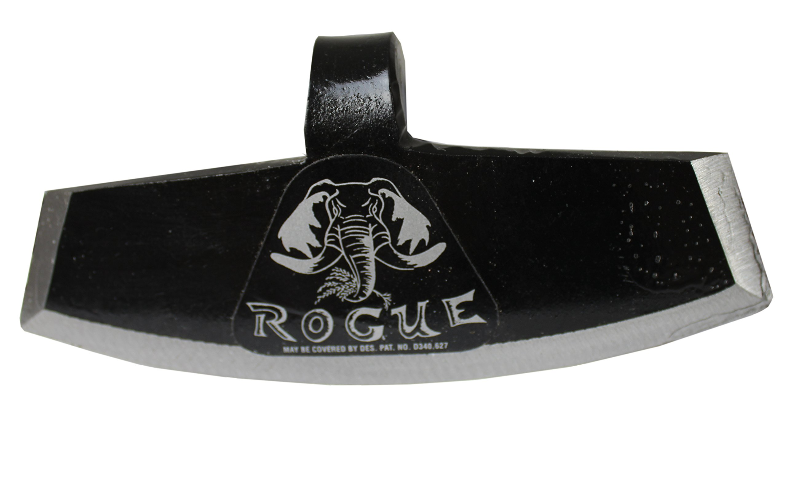 Rogue Garden Hoe 575G   Light-Weight but Tough Hoe   Made in USA   100% Lifetime Guarantee by Prohoe (Image #4)