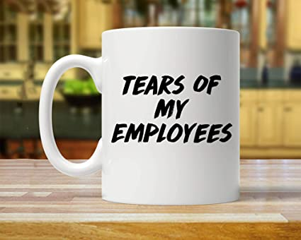 Amazon.com: Funny Boss Mug, Boss Mug, Gift For Boss, Boss Gift, Gift ...