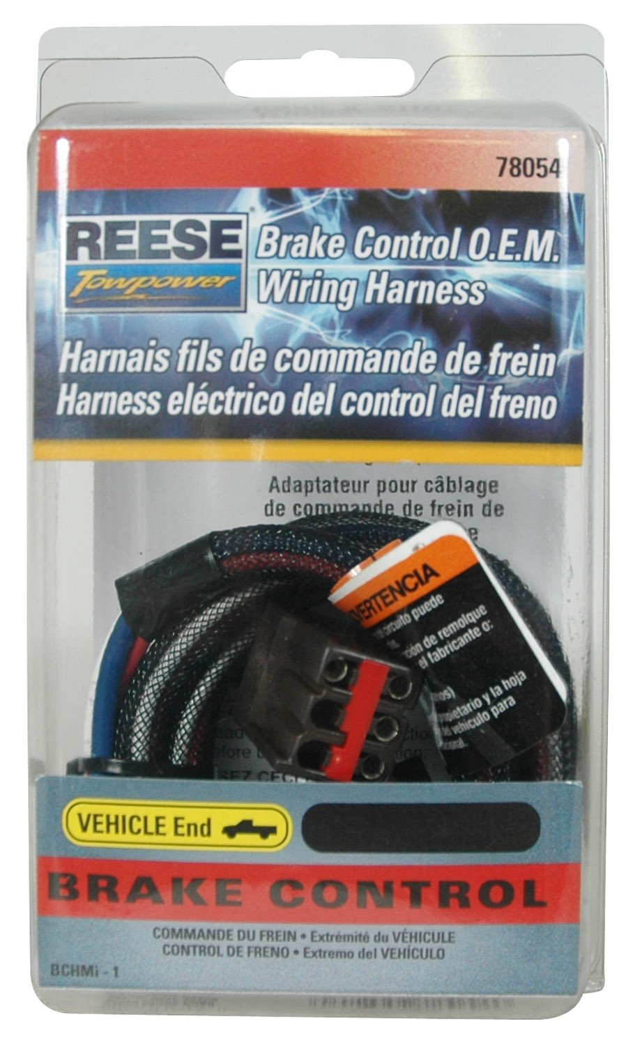 Amazon.com: Reese Towpower 78054 Brake Control Wiring Harness for Ford/Land Rover: Automotive