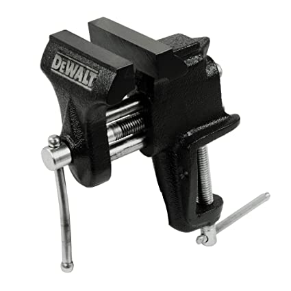 Prime Dewalt Dxcmcov3 Clamp On Bench Vise 3 Andrewgaddart Wooden Chair Designs For Living Room Andrewgaddartcom