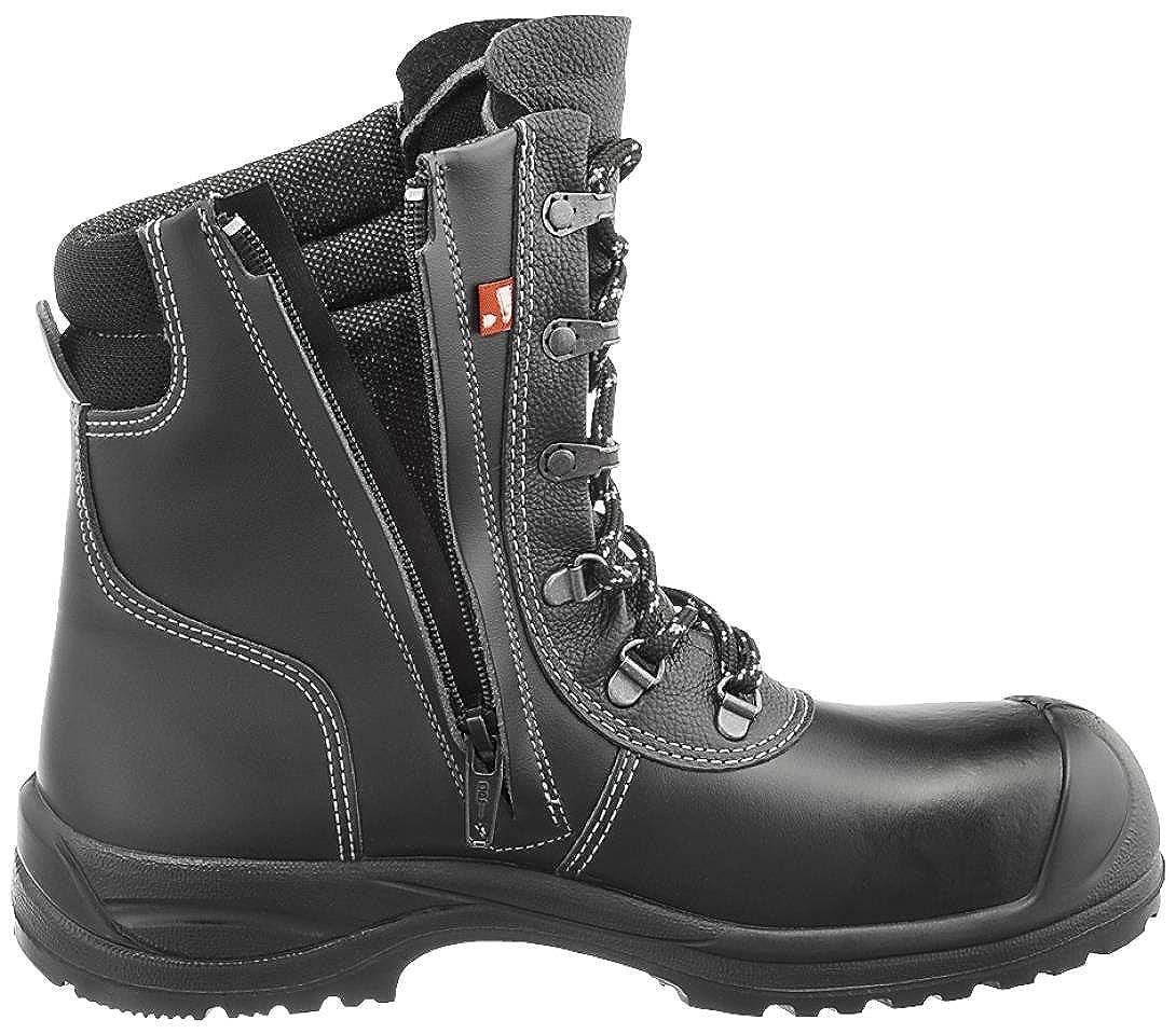 Sievi sólido XL + botas de seguridad forro polar S3 cremallera lateral ESD puntera de acero hombres forro de pelo botas de seguridad ESD 52271 - 353: ...
