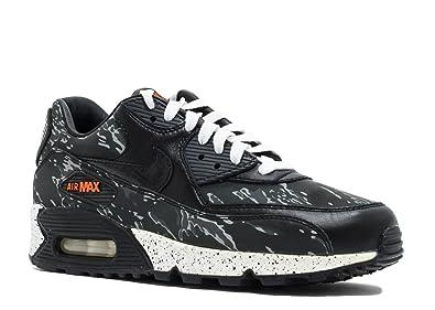 on sale 3728c 932bf Nike Air Max 90 Atmos Herren Laufschuhe Schwarz Drk Chrcl Orng Blz 2017  Schuhe Verkauf - sommerprogramme.de