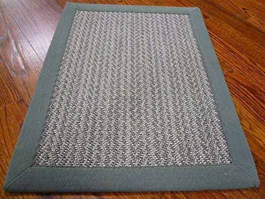Natural Fiber 5 ft. Traditional Sisal Rug