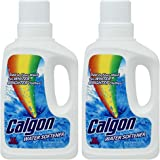 Calgon Liquid Water Softener, 32 oz (Pack of 2)