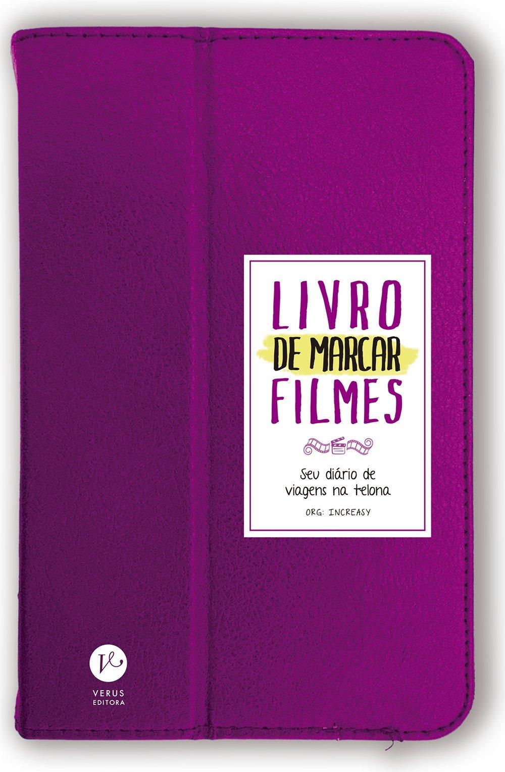 Resenha - Livro de marcar filmes: Seu diário de viagens na telona