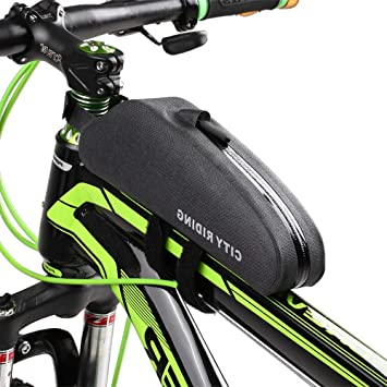 Lixada Bolsa de Tubo Superior para Bicicleta Impermeable Bolsa de ...