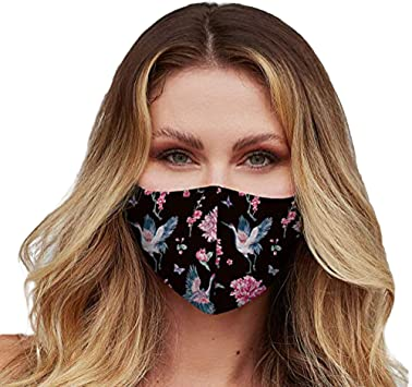 Details about  /Fashion Face Mask Tree of Life Made IN USAAntimicrobial Fabric Stain Resistant