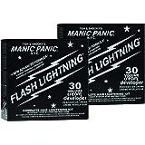 Manic Panic Flash Lightning Hair Bleach Kit (2-Pack) 30 Volume Cream Developer, Hair Lightener Kit for Light, Medium Or…