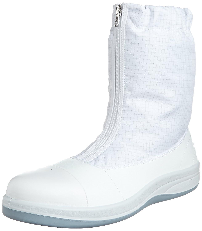 [ミドリ安全] 安全靴 クリーンブーツ SCR1200 フルCAP ハーフ B007KG8PDG 26.5 cm|ホワイト