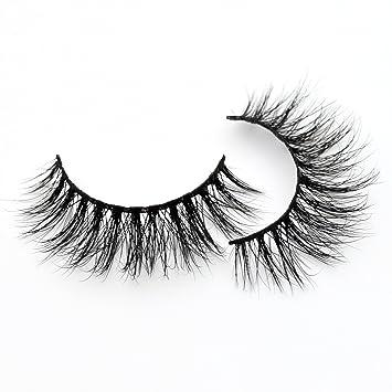 3dc662277dc Amazon.com : Visofree Eyelashes 3D Mink Lashes Handmade Cruelty-free Fake  Eyelashes/False Eyelashes/Lashes(D112) : Beauty