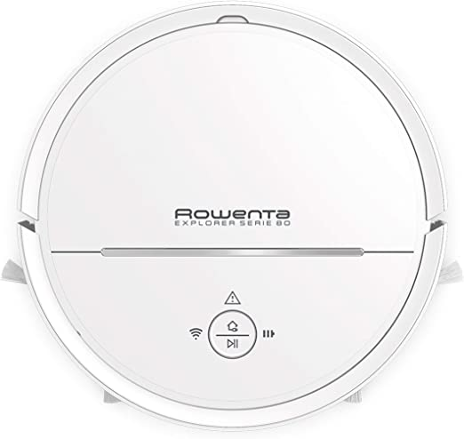 Rowenta Explorer Serie 80 Allergy Care Connect - Robot Aspirador ...