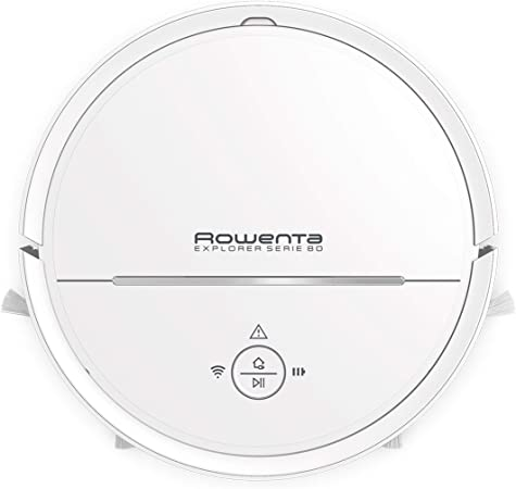 Rowenta Explorer Serie 80 Allergy Care Connect RR7747 - Robot Aspirador con mopa, navegación y mapeo permanente personalizado, Wifi: Amazon.es: Hogar