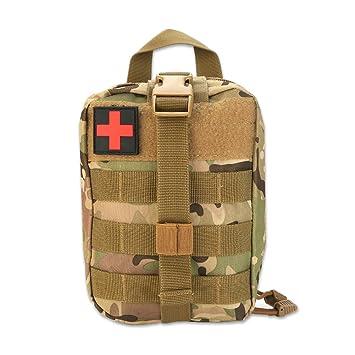0b0f21f2ea4 Trousse d Urgence de Survie Sac Médical de Premiers Secours Trousses de  soins Molle pour