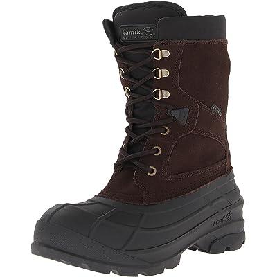 Kamik Men's Nation Wide Boot   Snow Boots