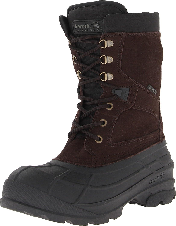 Amazon.com | Kamik Men's Nation Wide Boot | Rain