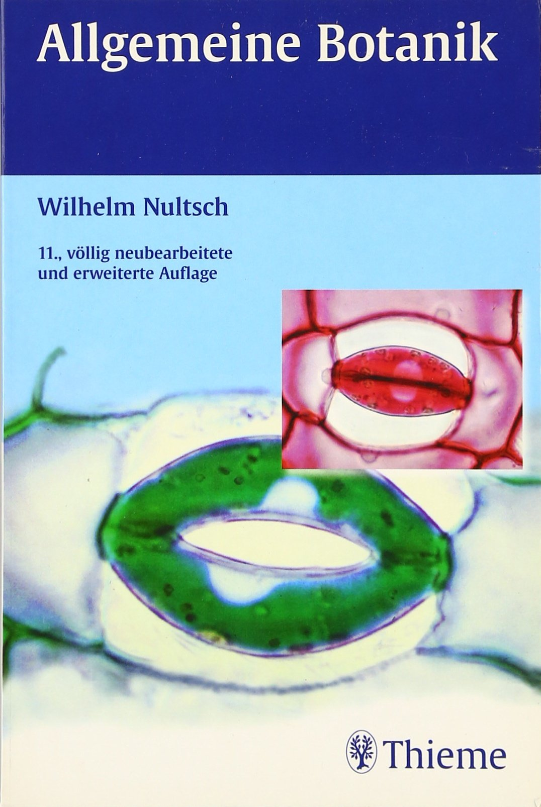 Allgemeine Botanik