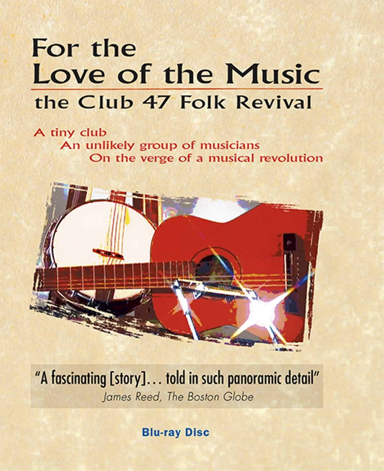 Blu-ray : For The Love Of Music: Club 47 Folk Revival (Blu-ray)