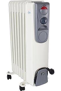 SUNTEC Radiador Heat Safe 1500 [Apto para habitaciones de hasta 45 m³ (~20