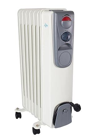 Suntec Heat Safe 1500 Calefactor, 600 W, Blanco