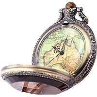 KS WPK131–Reloj de Bolsillo, Correa de Metal