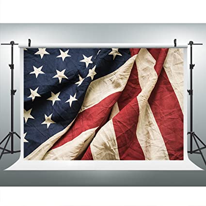 amazon com maijoeyy 10ftx6 5ft american flag photography backdrop