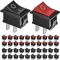 szlsl88 Panel de interruptores de Pantalla t/áctil a Prueba de Agua 13V 30V Universal 6 Gang Led Panel de interruptores para cami/ón de Carro de Barco