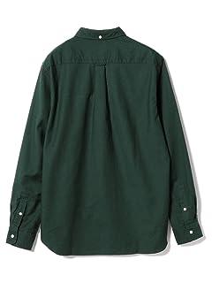 Oxford Buttondown Shirt 11-11-4329-139: Green