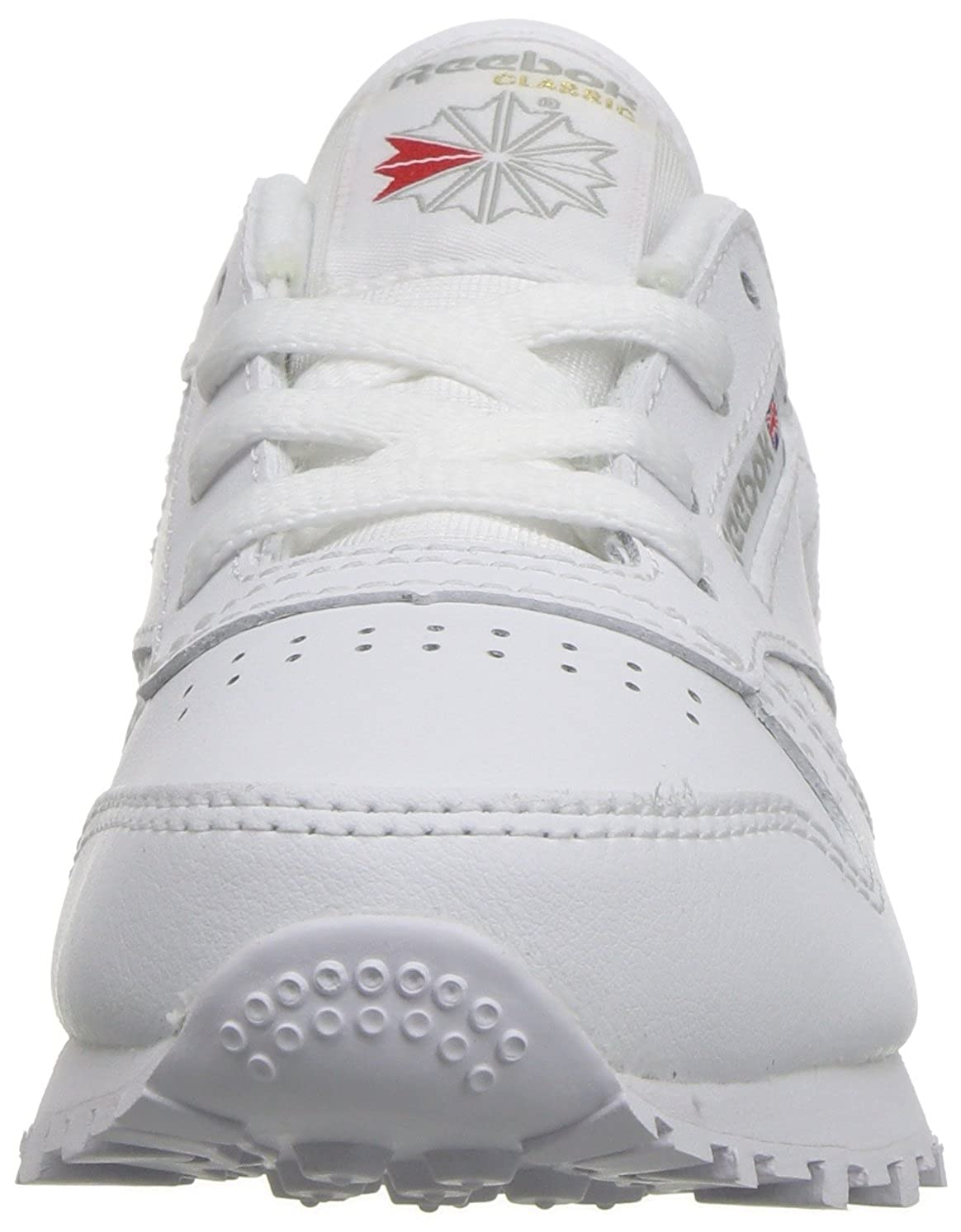 84939316f52 Reebok Infant  Toddler Classic Leather Sneaker 81-92757 Top ...