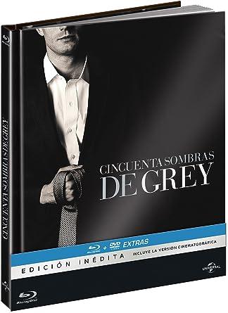 Cincuenta Sombras De Grey - Edición Especial Digibook BD + DVD De ...