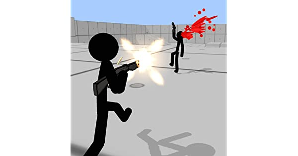 Amazon Com Stickman Gun Shooter 3d