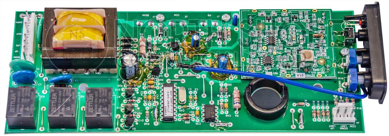 LD033, LD050, LS050 Garage Operators Allstar//Linear HAE00040 Logic Board for