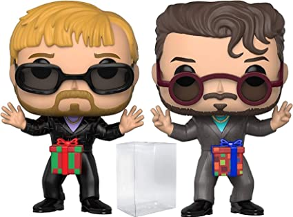 POP SNL TV D*ck in a Box Vinyl Figures 2 pack