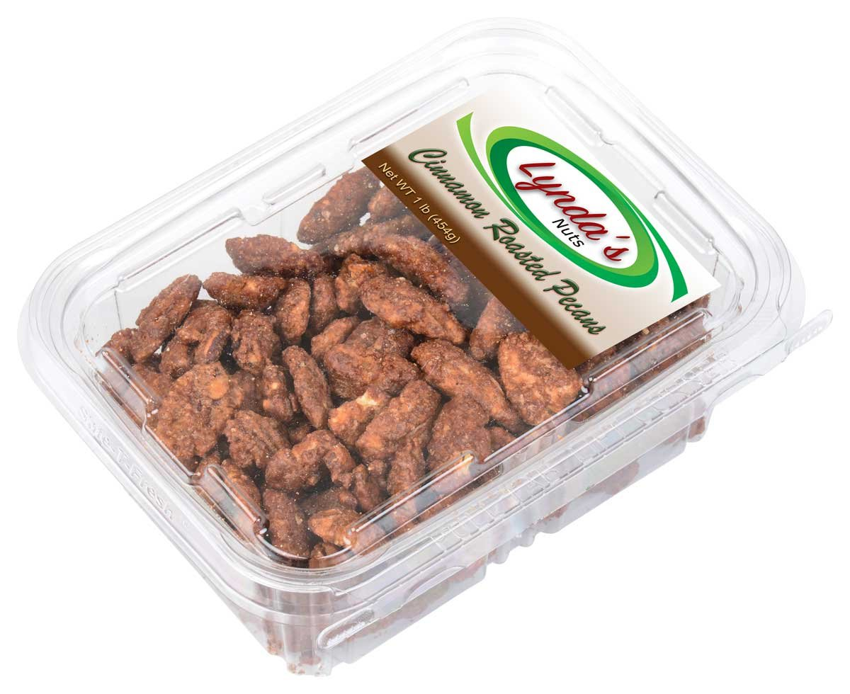 Roasted Cinnamon Pecans by Craft Show, 1 LB