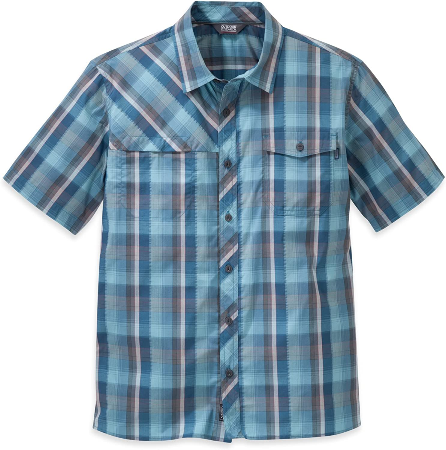 Outdoor Research Mens Riff S//S Shirt