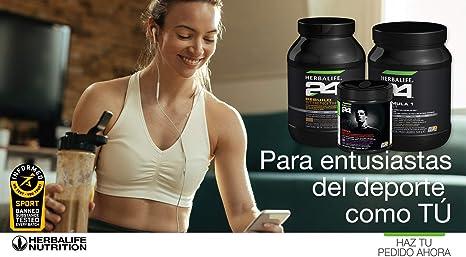 Bebida Deportiva Recuperadora de Herbalife - Rebuild Strenght ...