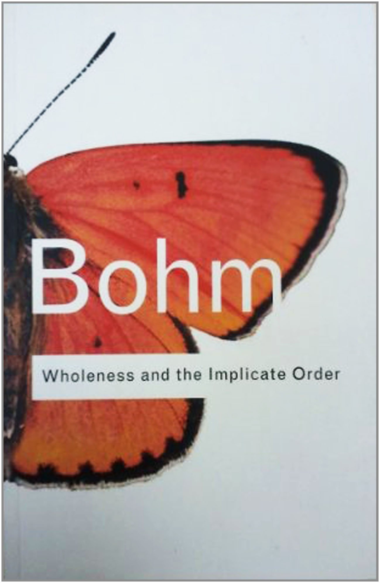 Wholeness And The Implicate Order Pdf
