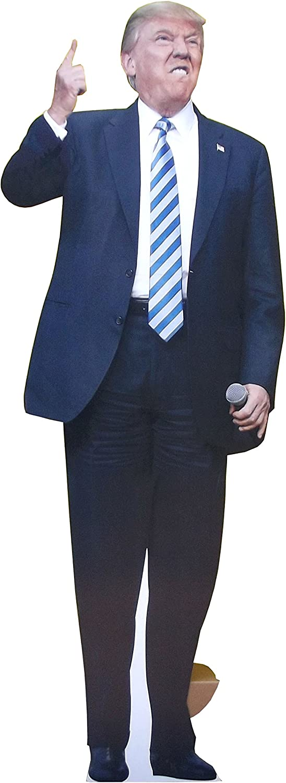 Aahs Donald Trump - Soporte de cartón para Grabado (tamaño Real, 1 ...