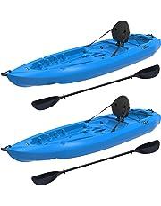 Lifetime Lotus Sit-On-Top Kayak with Paddle