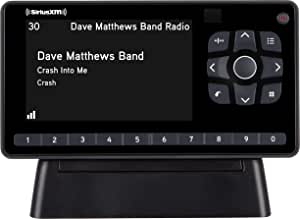 SiriusXM SXEZR1V1 Onyx EZR Satellite Radio with Vehicle Kit - Get 3 Months Free Service with Subscription