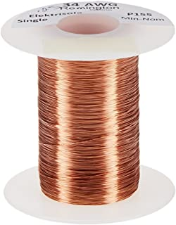 Remington industries 40snsp25 40 awg magnet wire enameled copper remington industries 34snsp25 34 awg magnet wire enameled copper wire 4 oz keyboard keysfo