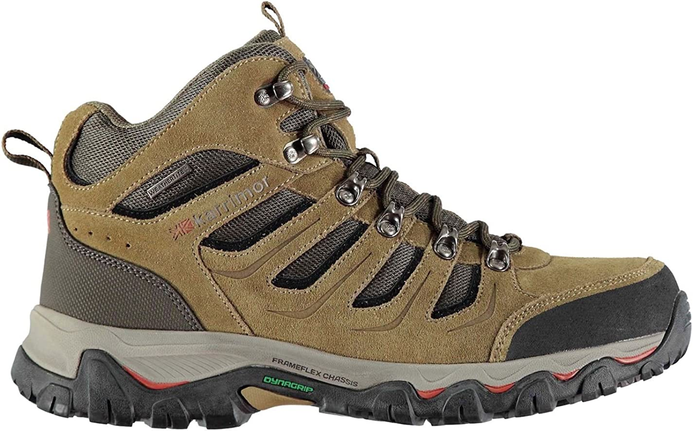 Karrimor Mens Mount Mid Walking Boots