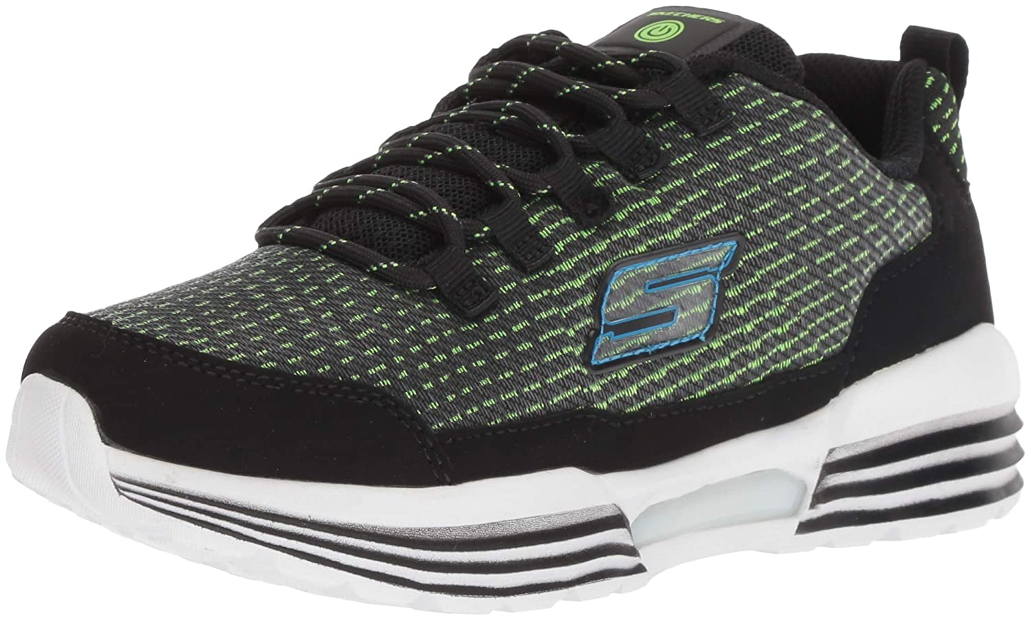 Skechers Kids' S Lights-Luminators Sneaker 90730L