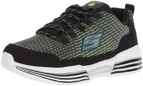 Details zu Skechers S Lights LUMINATORS Jungen Sneaker Blink Schuhe LED