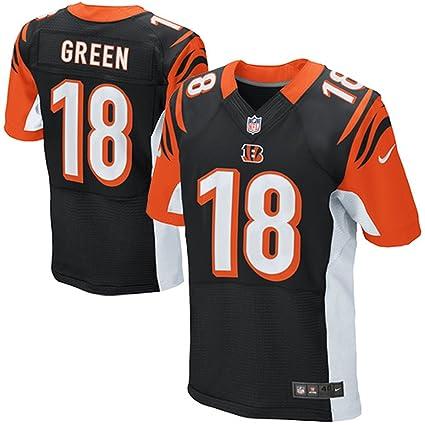 779ebd7d960 Nike A.J. Green Cincinnati Bengals Authentic Black Elite Stitched On-Field  Jersey - Men's 56