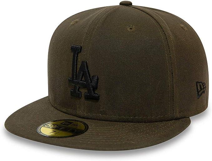New Era Snapback cap Uomo MLB League Basic 59fifty Los Angeles Dodgers