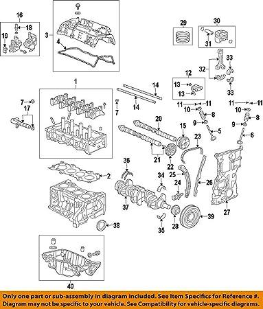 Genuine Honda 13210-5A2-A00 Engine Connecting Rod