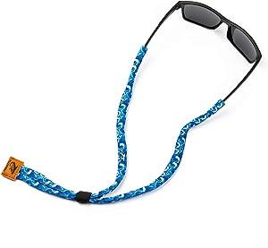 Pilotfish Premium Cotton Eyewear Retainer Sunglass Strap - Multiple Design Options - Soft & Durable Sunglass Holder